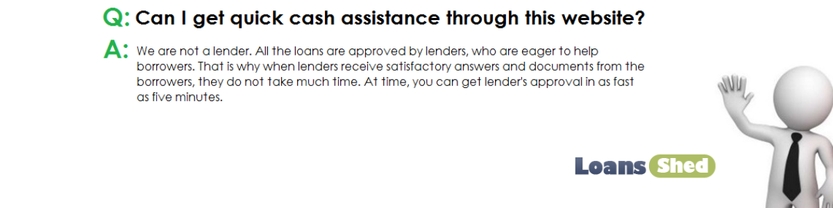 Headline for Payday Loans- Installment Loans- Loans Shed