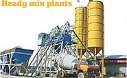 How Does the Concrete Batching Plant Work?