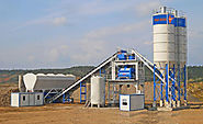 What Is Concrete Batching Plant?