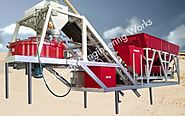Concrete Batching Plants - Stationary or Traditional Vs Mobile