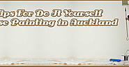 Tips For Do It Yourself House Painting in Auckland
