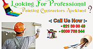 Accomplished And Professional Painting Contractors Auckland