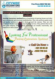 How To Find Professional Painting Contractors In Auckland