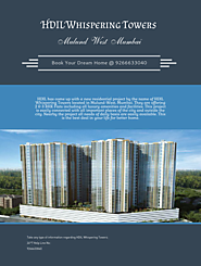 HDIL Whispering Towers Mulund (West), Mumbai