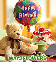 Way2flowers The Online Cake Shops