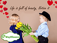 Way2flowers The Online Flowers Shop