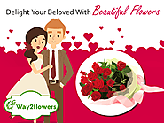 Flowers & Cake Delivery in Chandigarh by Way2flowers - Way2flowers