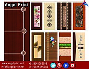 Best Quality and Latest Designs of Decorative Door Skin Papers