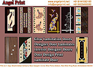 Designer Door Laminates and Fancy Designer Doors