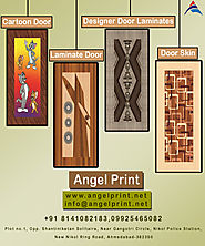 A wide range of Designer Door Laminates and Door Skin