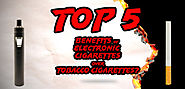 Benefits of Electronic Cigarettes Over Tobacco Cigarettes - Electronic Cigarettes Online