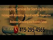 Why Your Start-up Needs Accounting Services from Professionals?