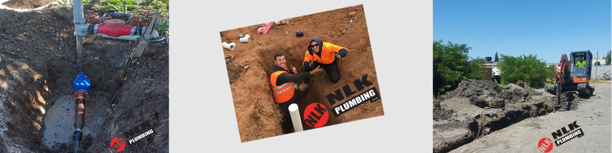 Headline for NLK North West Plumber