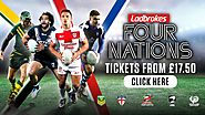 Ladbrokes Four Nations