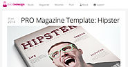 FREE InDesign Templates | StockInDesign