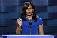 The Michelle Obama Speech That Brought Down The House At The DNC