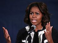 Michelle Obama's advice to Oberlin graduates cuts to the heart of one of America's biggest problems