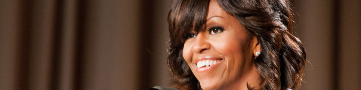 Headline for 10 Inspiring Michelle Obama speeches you don't want to miss!