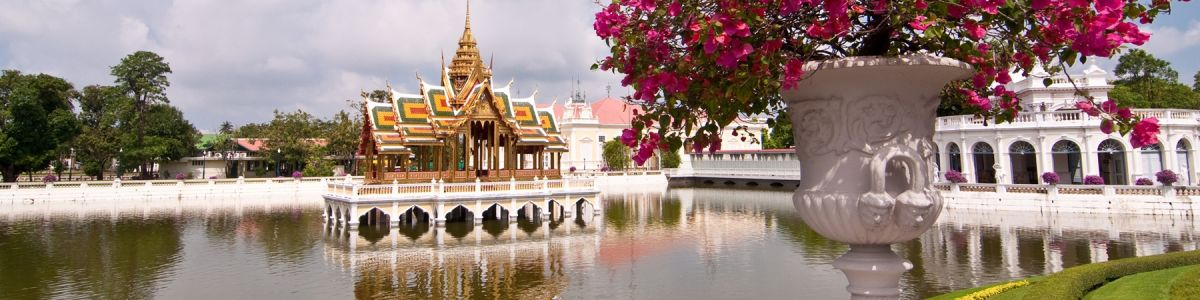 Headline for Amazing Historical Sites near Chao Phraya River – Bangkok's Ancient Waterway
