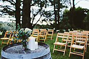 Rustic Wedding Venues in Victoria