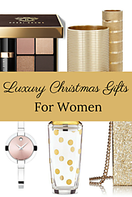 Luxury Christmas Gifts for Women