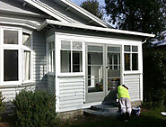 Repainting In Christchurch