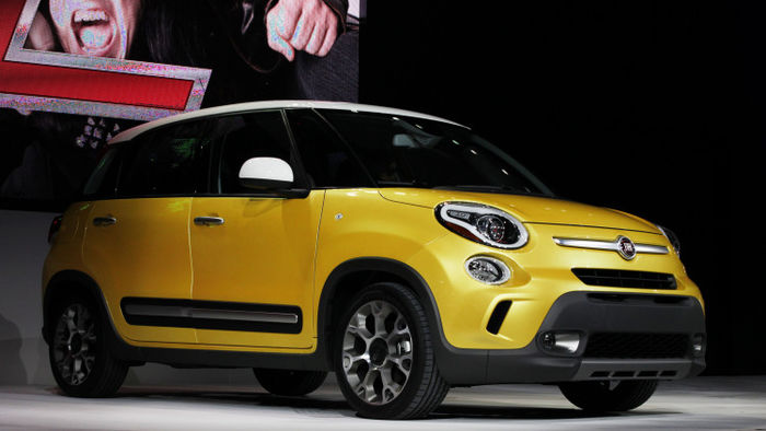 2016 Fiat 500l The From Is Fastest Depreciating Car