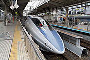 Shinkansen Train - AskNature