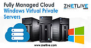 Fully Managed Windows Cloud VPS Plans