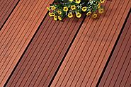 Outdoor Bamboo Decking Profile K