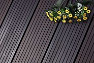 XTREME Outdoor Bamboo Decking Profile B