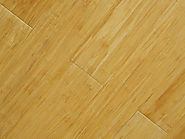 natural solid strand woven bamboo flooring