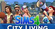 Free Download The Sims 4 City LivinG