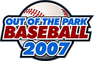 Free Download Out of the Park Baseball 2007