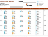 An Editorial Calendar Template for You (and Your Sanity!)