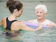Aquatic Therapy Decreases Stress on Joints