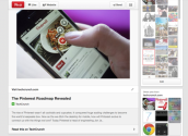 Pinterest Announces Rich Pins for Articles