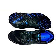 Reebok Evoque Sport combination of black and blue Shoes