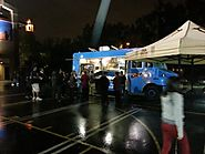 Food Truck Catering Production Prop Rental With Hang 10 Tacos