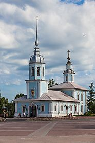 Itinerary weekend in the Vologda region