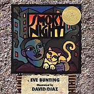 Children's Book Review: Smoky Night by Eve Bunting, Author, David Diaz, Illustrator Harcourt Children's Books $17 (40...