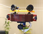 3D-Printed Raspberry Pi Skycam for Drone-Free Aerial Video | Make: