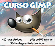 GIMP Descargas, tutoriales y foros. Alternativa a Photoshop gratis y libre