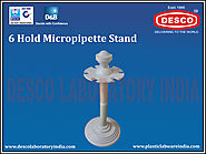 Laboratory Micropipette Stands Manufacturer | DESCO