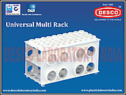 Lab Test Tube Multi Rack Supplier | DESCO