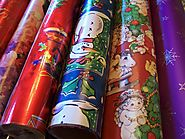 Best Foil Christmas Wrapping Paper