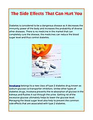 The Side Effects That Can Hurt You.pdf