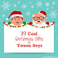 29 Cool Christmas Gifts for Tween Boys