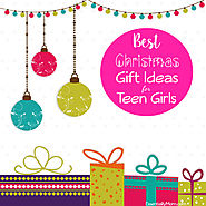 Best Christmas Gift Ideas for Teenage Girls