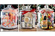 Gifts In A Jar . . . Simple, Inexpensive, and Fun! - One Good Thing by Jillee
